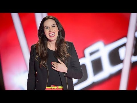 Caterina Torres Sings Hot Right Now: The Voice Australia Season 2