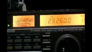 20130507 10mfmにおけるcb無線級のqso