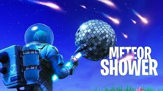 COMET FALLING GAMEPLAY! HOW TO GET FREE V BUCKS! FORTNITE