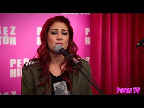 "Nikki Williams - ""Run, Run, Run"" (Acoustic Perez Hilton Performance)"