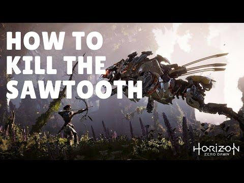 horizon zero dawn how to kill ennemis