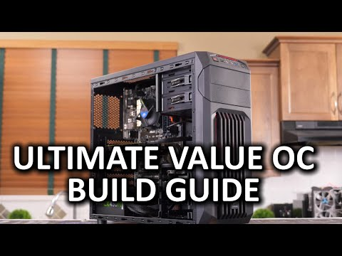 Ultimate Value Gaming Build Guide