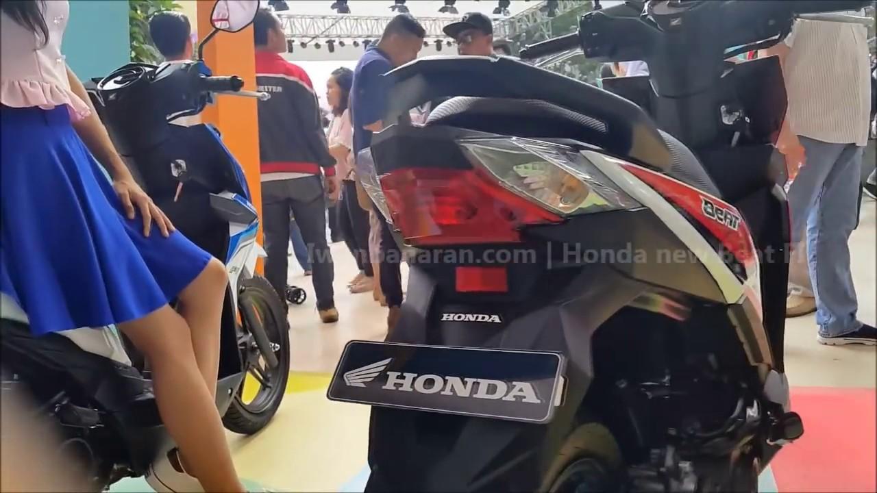 Review singkat Honda new Beat 2017 - YouTube