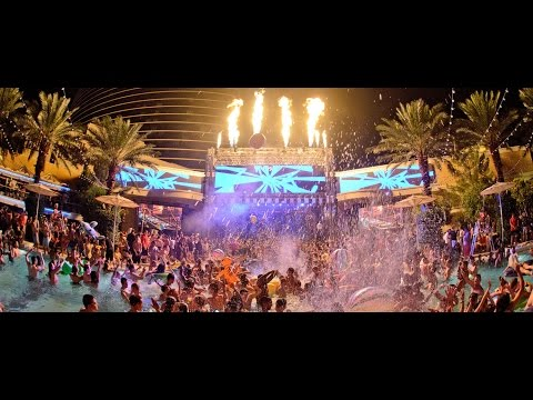 Sunday Nightswim at xs Zedd at xs Sunday Nightswim