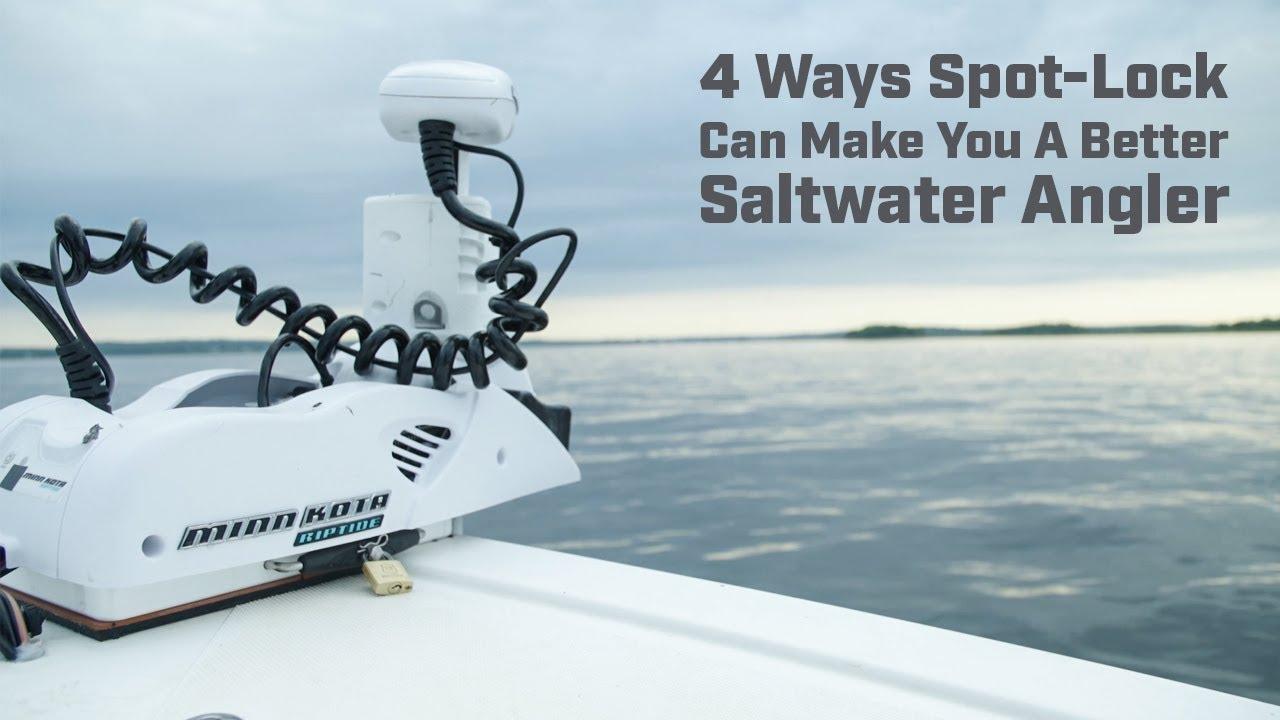 4 Ways Spot-Lock Can Make You A Better Saltwater Angler