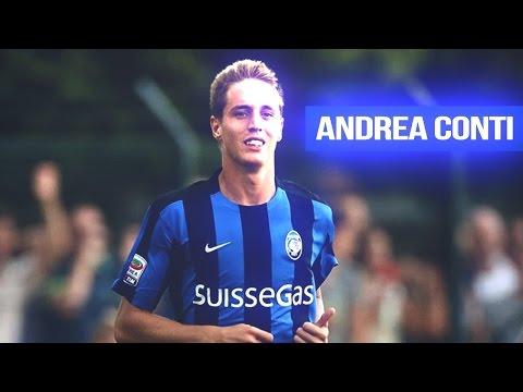 Andrea Conti - goals,skills and assist | Atalanta | 2016/2017