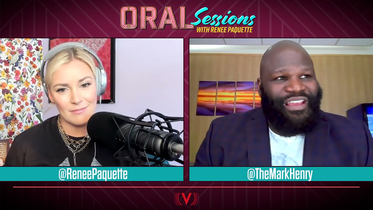 Why Mark Henry left WWE for AEW: Oral Sessions with Renee Paquette