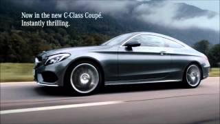 2017 Mercedes-Benz C-Class Coupé TV commercials