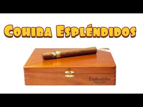 COHIBA ESPLENDIDOS Cuban Cigar Unboxing Cohiba Churchill