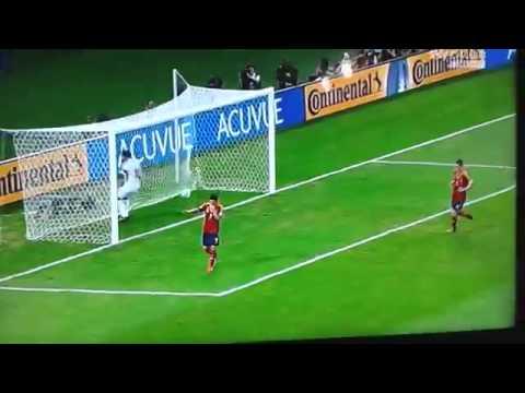 Spagna Tahiti 10 0 Highlights Confederations Cup
