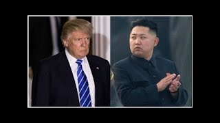 Trump's North Korean diplomacy aims to contain China || NEWS TODAY