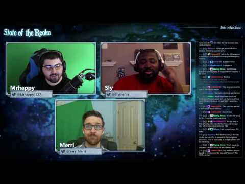 State of the Realm #107 - Diadem Returns! 3.55b & Recent Interview Discussion