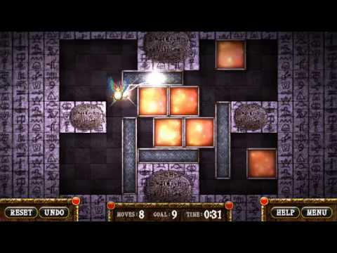 Pyracubes (Android) - gameplay.