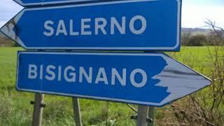 Италия. Юг Италии. Тарсия. Наибольший концентрационный лагерь времен второй мировой войны в Италии