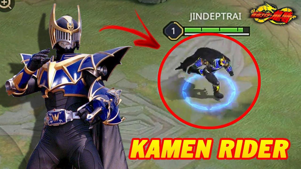 Liên Quân Ra Mắt Kamen Rider Trong RYUKI Cực CHẤT - Jin TV