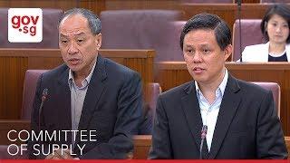 Singapore's economy not beholden to any single market