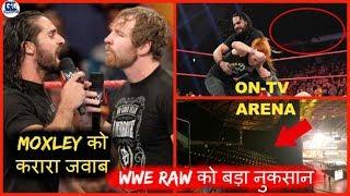 Jon Moxley को Seth Rollins का तगड़ा जवाब ! Lowest WWE Raw Crowed in Years ! AEW Weekly Show Soon