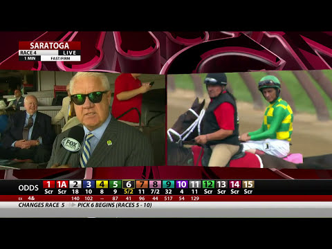 Saratoga Live Whitney Day