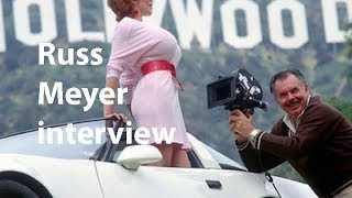 Repeat youtube video Go Beneath the Valley of the Ultra Vixens with director Russ Meyer! INTERVIEW