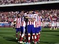 Video Gol Pertandingan L Hospitalet vs Atletico Madrid