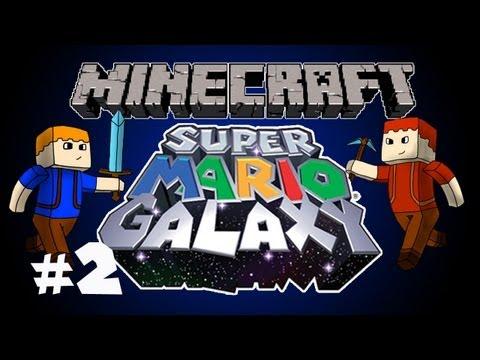 Minecraft - Super Mario Galaxy Ep. 2: So Many Creepers!