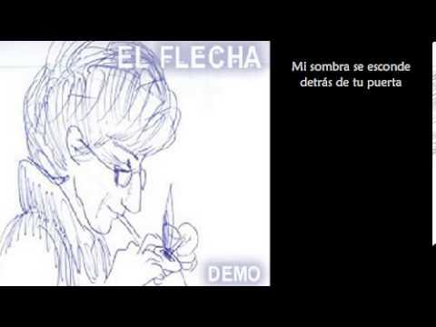 ♫ El Flecha (Jorge Acosta) - A veces quisiera (letras) ♫