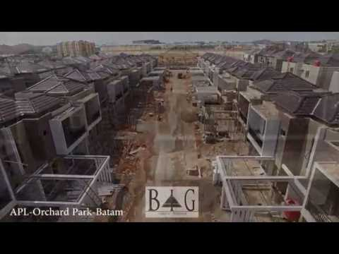 Big Creative Production - APL (Agung Podomoro Land) - Orchard Park - Batam - Indonesia | Drone
