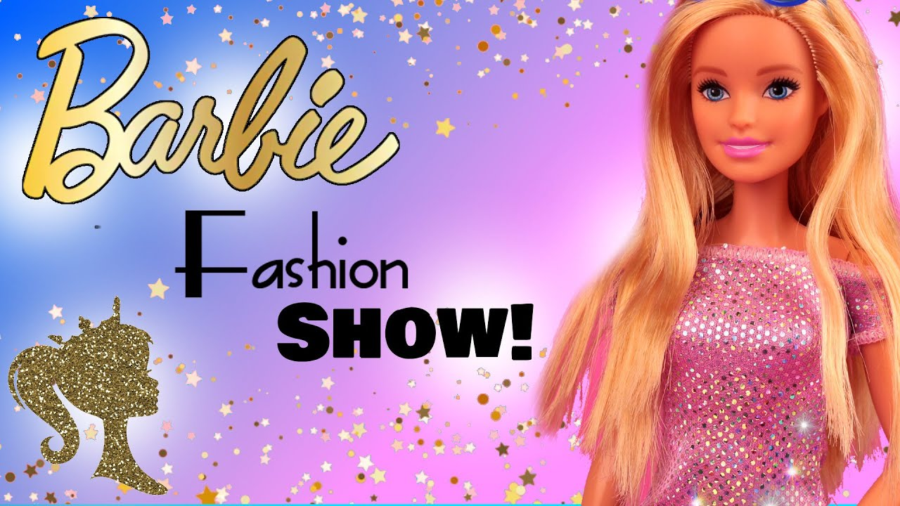 Barbie Fashion Show 👗 Modna i Stylowa! Barbie odlotowa! 🥿 Toys Land