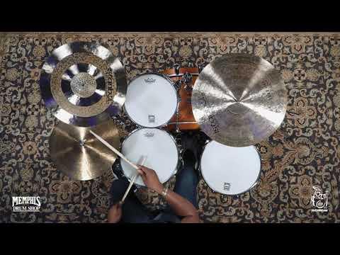 "Download Istanbul Agop 17"" Sultan Crash Cymbal - 1192g (SC17-1081121H)"