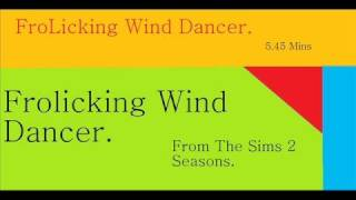 Frolicking Wind Dancer