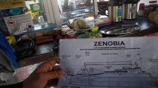 Дневной дайв на Зенобию (трейлер) / Daily dive to Zenobia (trailer)