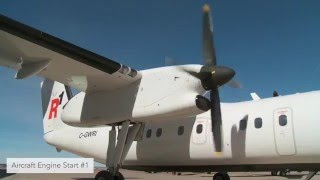 True Blue Power Pilot Report – R1 Airlines / DHC-8 Aircraft