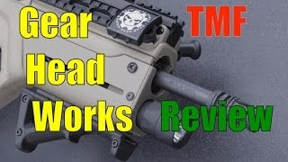 "Gear Head Works TMF ""Tavor Modular Forearm"" Full Review"