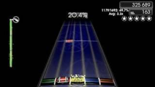 Frets on Fire - Scar Symmetry - Ghost Prototype II - Deus Ex Machina (Expert) 97,3%