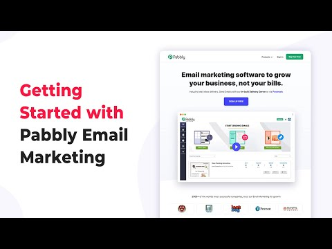 Introducing Pabbly Email Marketing