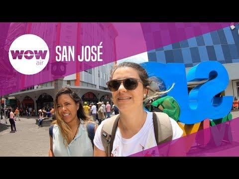 WOW AIR Application SAN JOSÉ/CHEPE travel guide