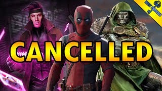 Every Fox/Marvel Film Cancelled by Disney