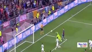 مراوغة ميسي لبواتينغ   Messi vs boating