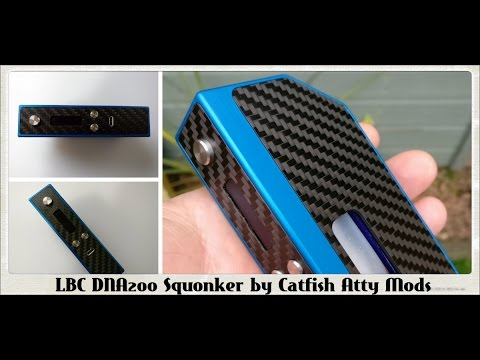 lbc 200 by catfish atty mods youtube