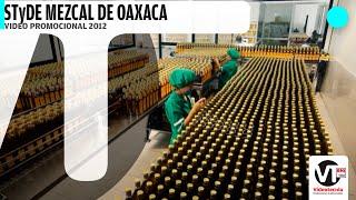 Mezcal de Oaxaca Video Promocional 2012
