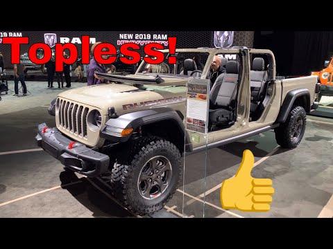2020 Jeep Gladiator Rubicon Impressions