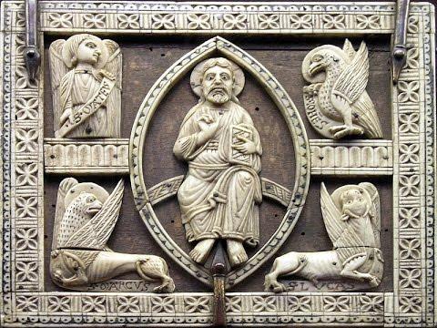Precessional Symbolism - 4 Evangelists- 4 Horsemen
