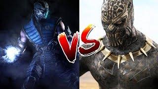 Sub Zero VS Killmonger