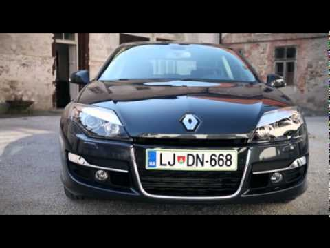test renault laguna dci150 4control black edition youtube. Black Bedroom Furniture Sets. Home Design Ideas