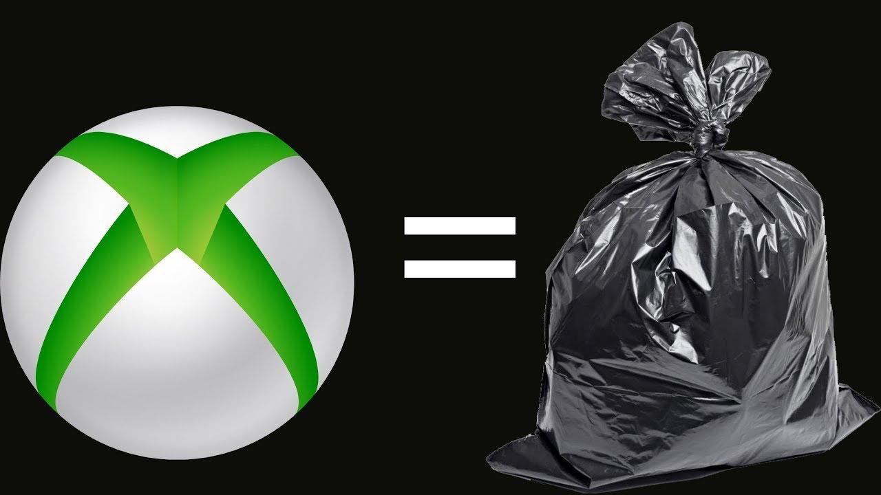 Xbox One X Is Trash Youtube