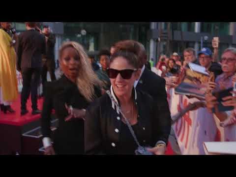 MUDBOUND: Mary J. Blige Red Carpet Premiere Arrivals TIFF 2017