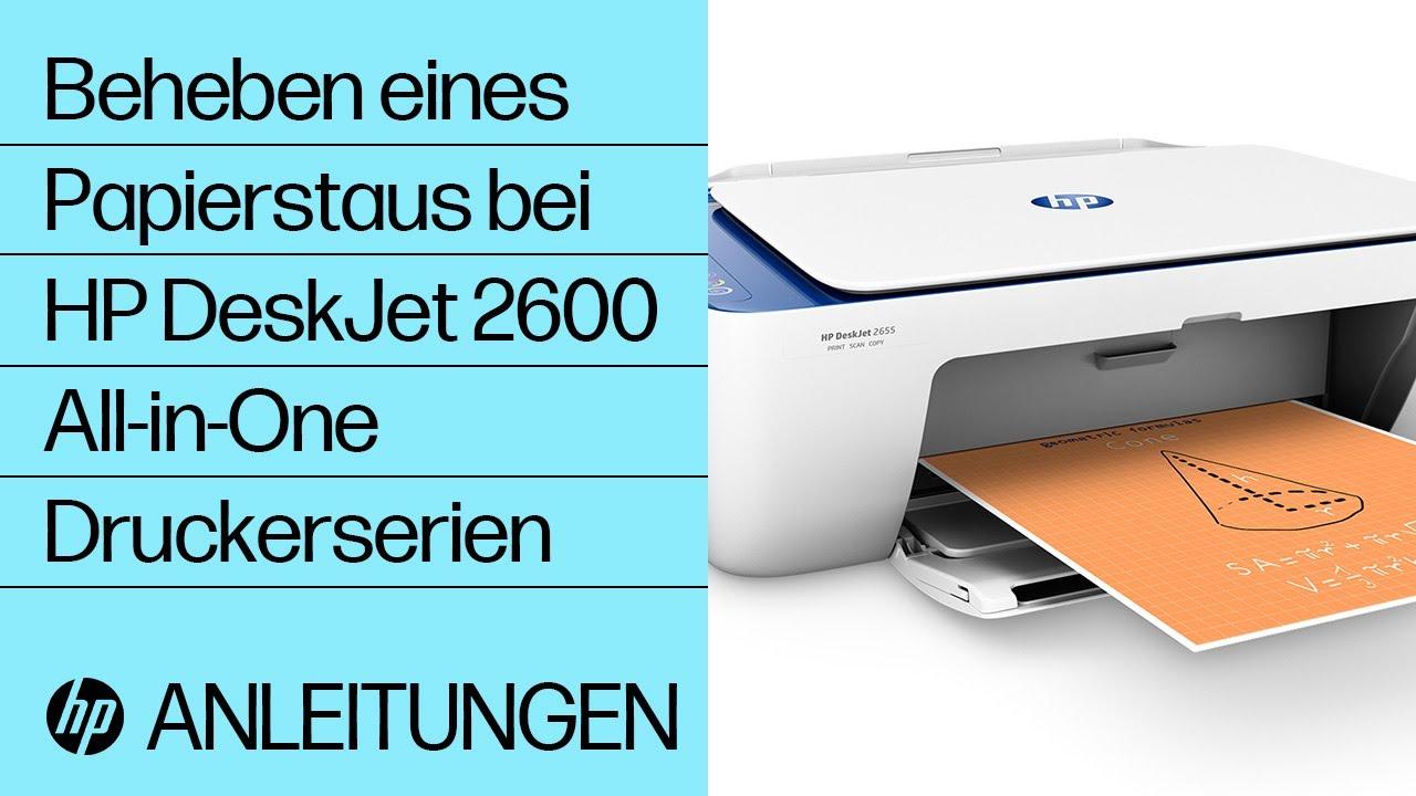 Software For Hp Printer 2600 Series : HP DeskJet 2624 ...