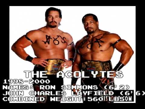 Acolytes (1st) theme