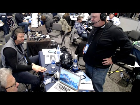 SportsRadio 610 Low T Center Webcam 2-1-2017
