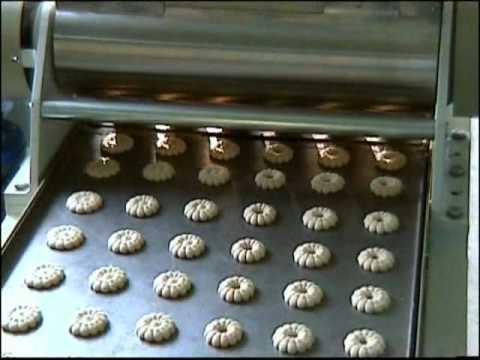 Шприц за сладки -- автоматичен Сам-Кинти Sam-Kinti